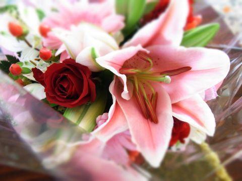 誕生日の花.JPG